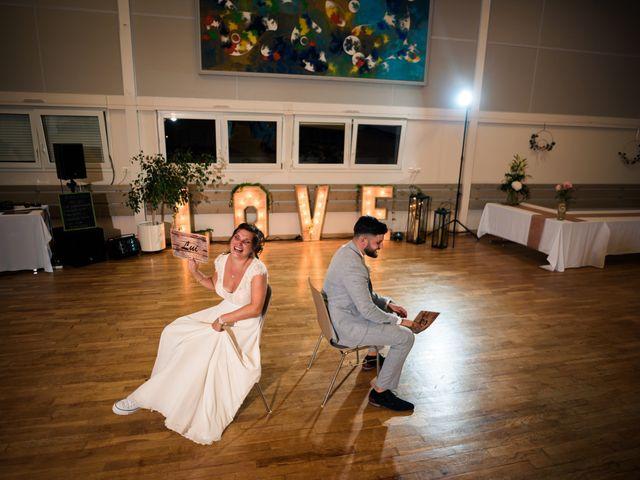 Le mariage de Justin et Marie à Neugartheim-Ittlenheim, Bas Rhin 11