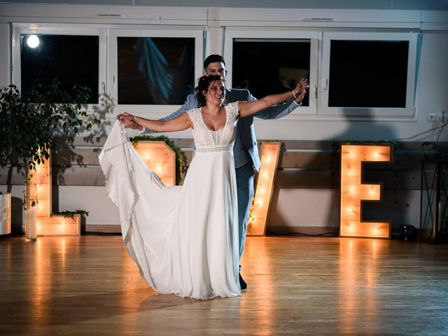 Le mariage de Justin et Marie à Neugartheim-Ittlenheim, Bas Rhin 21