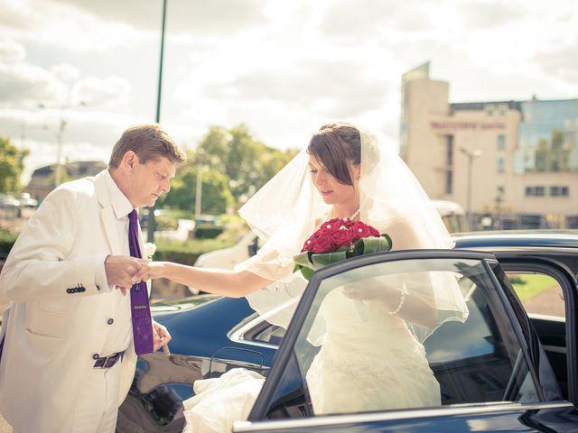 Le mariage de Francis et Caroline à Thionville, Moselle 10