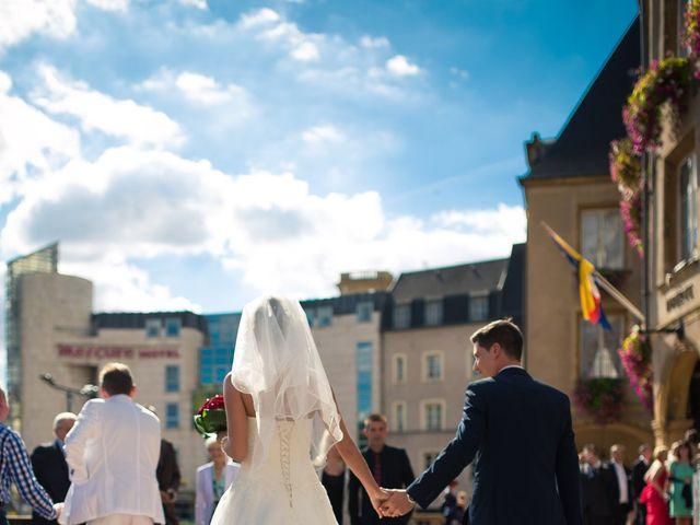 Le mariage de Francis et Caroline à Thionville, Moselle 11