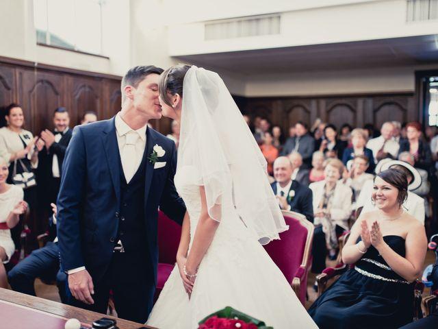 Le mariage de Francis et Caroline à Thionville, Moselle 15