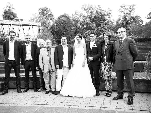 Le mariage de Francis et Caroline à Thionville, Moselle 34
