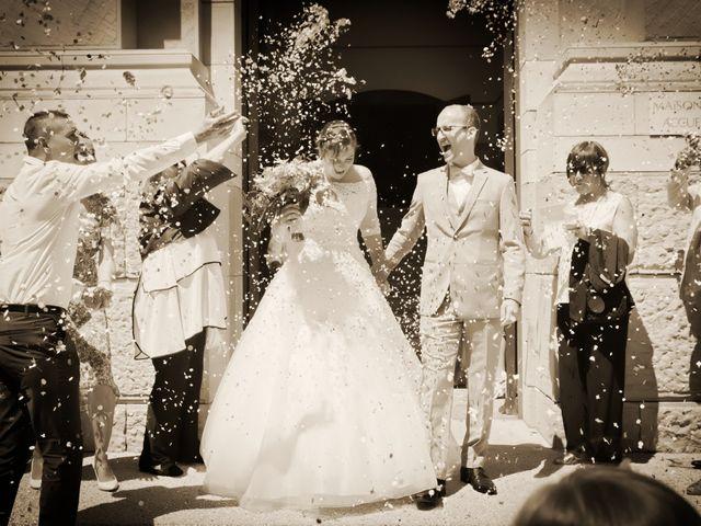 Le mariage de Guillaume et Karen à Denicé, Rhône 1