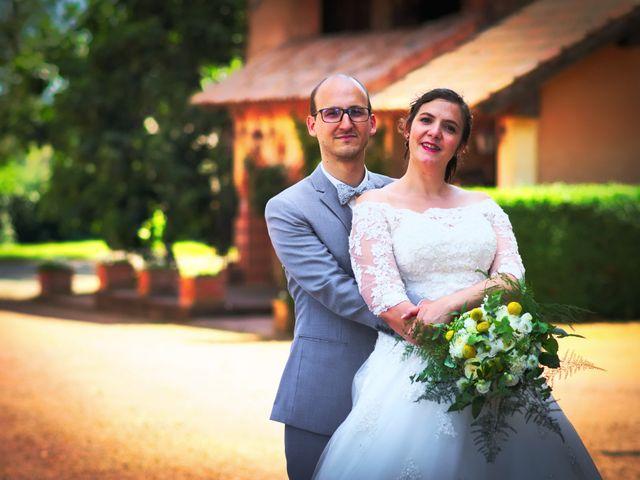 Le mariage de Guillaume et Karen à Denicé, Rhône 12