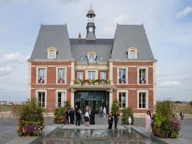 Le mariage de Jerome et Pauline à Noisy-le-Grand, Seine-Saint-Denis 1