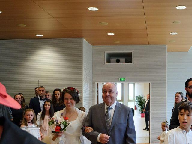 Le mariage de Jerome et Pauline à Noisy-le-Grand, Seine-Saint-Denis 7