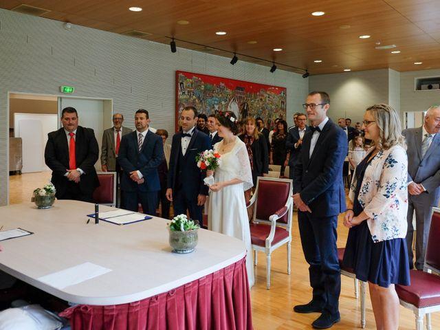 Le mariage de Jerome et Pauline à Noisy-le-Grand, Seine-Saint-Denis 8