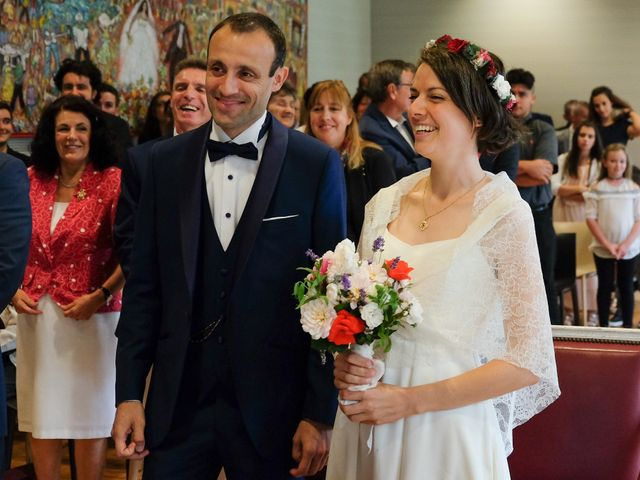 Le mariage de Jerome et Pauline à Noisy-le-Grand, Seine-Saint-Denis 14