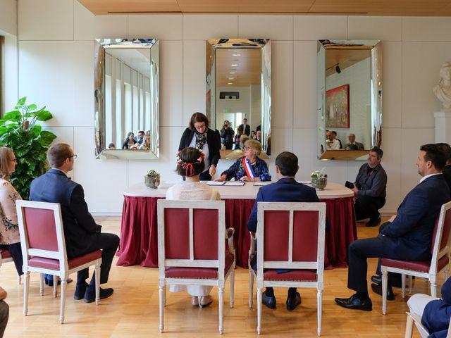 Le mariage de Jerome et Pauline à Noisy-le-Grand, Seine-Saint-Denis 20