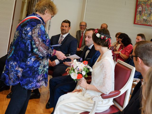 Le mariage de Jerome et Pauline à Noisy-le-Grand, Seine-Saint-Denis 32