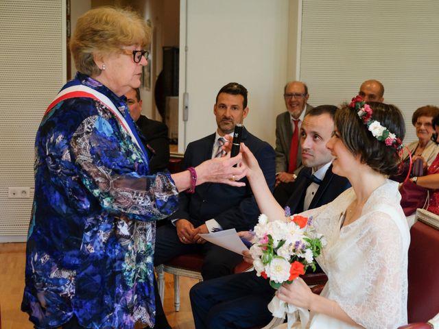 Le mariage de Jerome et Pauline à Noisy-le-Grand, Seine-Saint-Denis 34