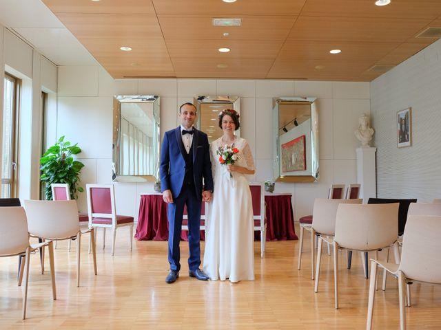 Le mariage de Jerome et Pauline à Noisy-le-Grand, Seine-Saint-Denis 37