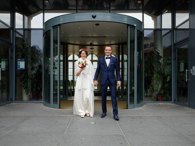 Le mariage de Jerome et Pauline à Noisy-le-Grand, Seine-Saint-Denis 40