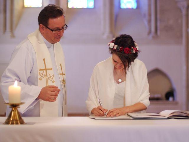 Le mariage de Jerome et Pauline à Noisy-le-Grand, Seine-Saint-Denis 93