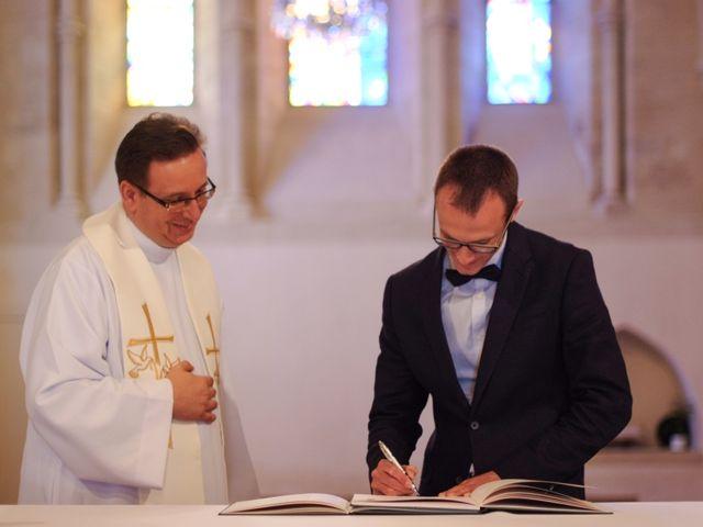 Le mariage de Jerome et Pauline à Noisy-le-Grand, Seine-Saint-Denis 95