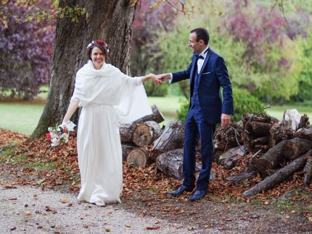 Le mariage de Jerome et Pauline à Noisy-le-Grand, Seine-Saint-Denis 127