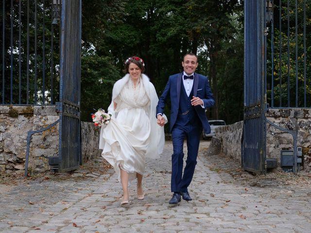 Le mariage de Jerome et Pauline à Noisy-le-Grand, Seine-Saint-Denis 163