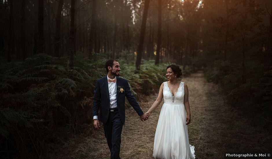 Le mariage de Thomas et Moly à Bordeaux, Gironde