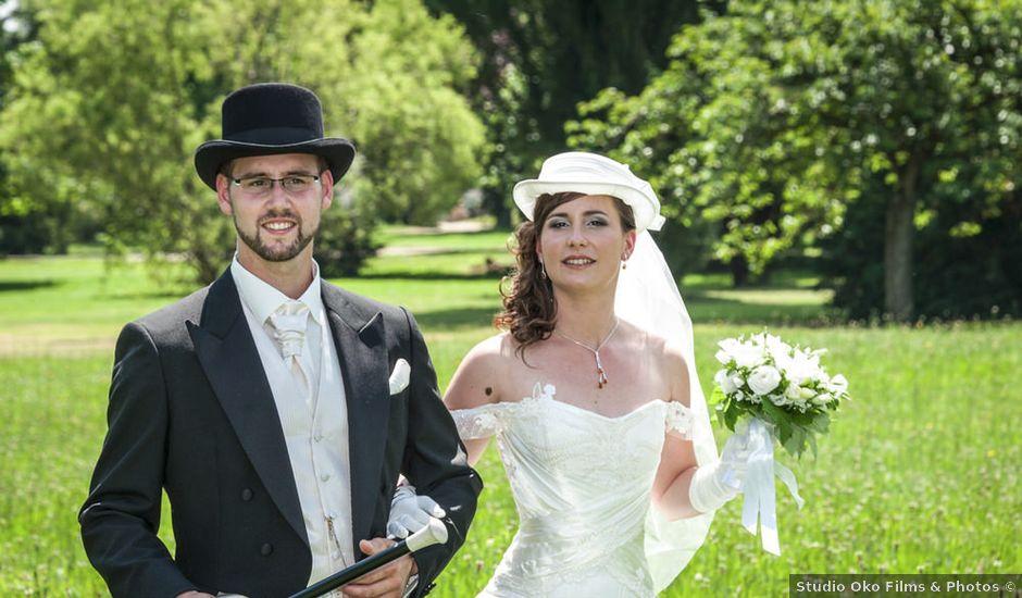 Le mariage de Florent et Tennessee à Houdan, Yvelines