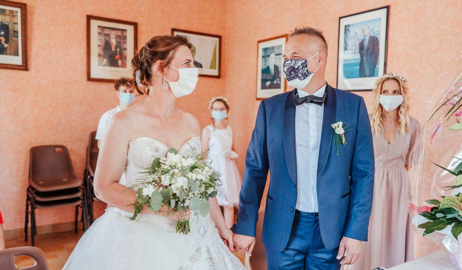 Le mariage de Émilie et Yann à Preux-au-Bois, Nord