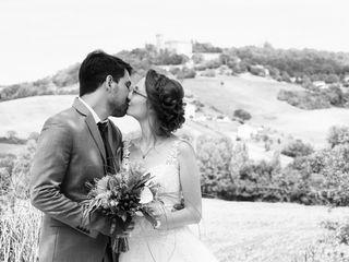 Le mariage de Mélyssa et Alexandre