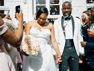 Le mariage de Lorraine  et Frangis