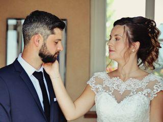 Le mariage de Hélène et Yohann