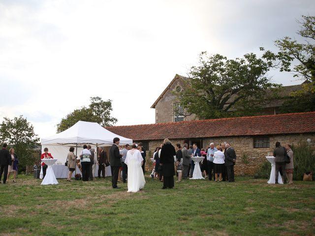 Le mariage de Rudy et Elsa à Bourgogne, Marne 13