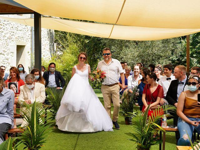 Le mariage de Alexandre et Mélyssa à Auch, Gers 10