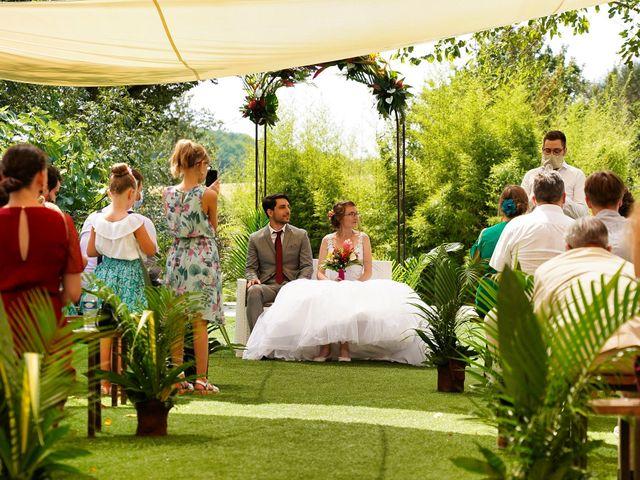 Le mariage de Alexandre et Mélyssa à Auch, Gers 13