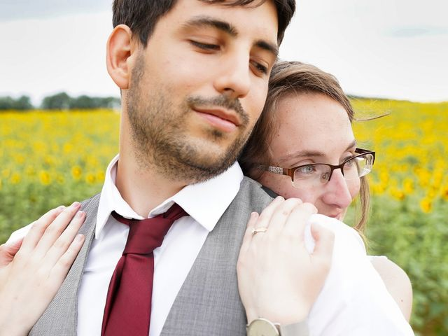 Le mariage de Alexandre et Mélyssa à Auch, Gers 31