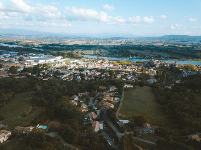 Le mariage de Johan et Angèle à La Voulte-sur-Rhône, Ardèche 20