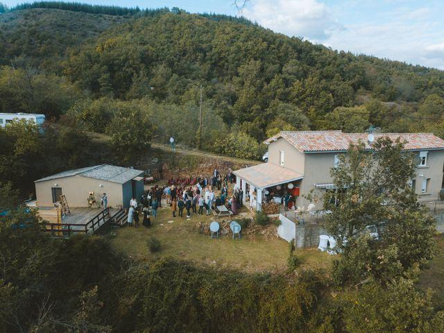 Le mariage de Johan et Angèle à La Voulte-sur-Rhône, Ardèche 21
