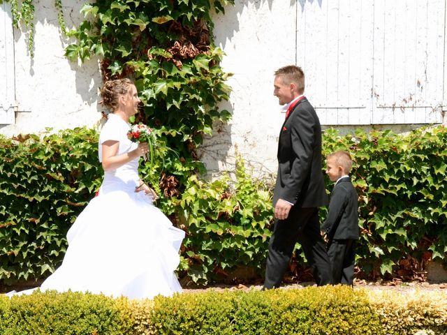 Le mariage de Xavier et Dorine à Saint-Étienne-des-Oullières, Rhône 3