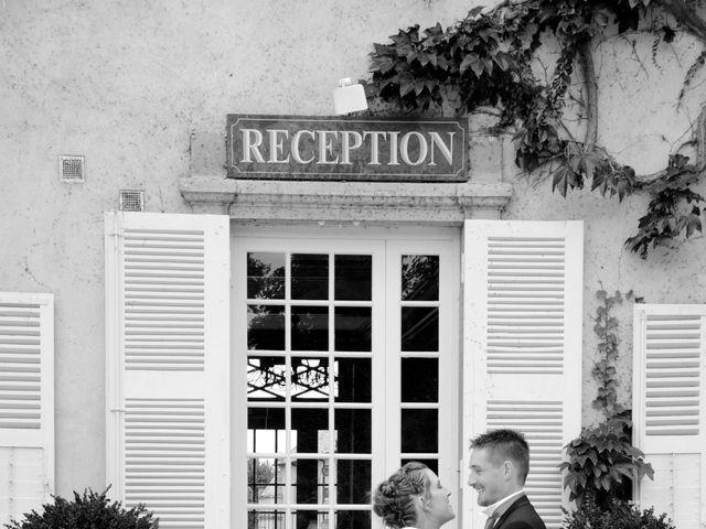 Le mariage de Xavier et Dorine à Saint-Étienne-des-Oullières, Rhône 10