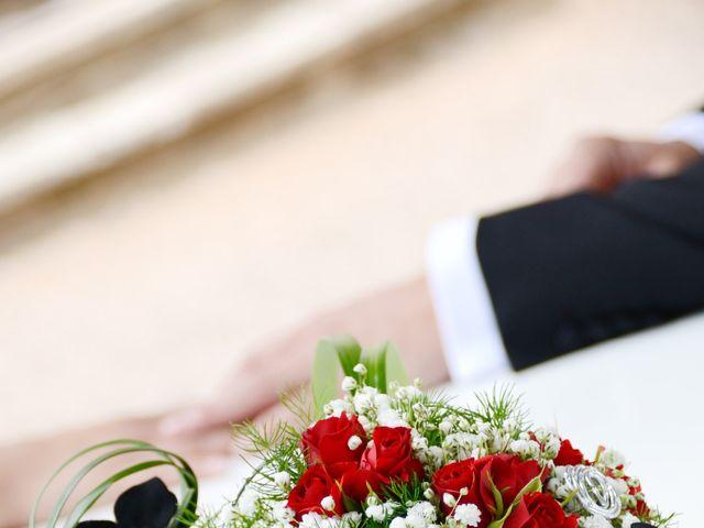 Le mariage de Xavier et Dorine à Saint-Étienne-des-Oullières, Rhône 12