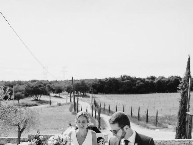 Le mariage de Gautier et Caroline à Rochefort-du-Gard, Gard 44