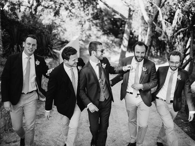 Le mariage de Gautier et Caroline à Rochefort-du-Gard, Gard 47