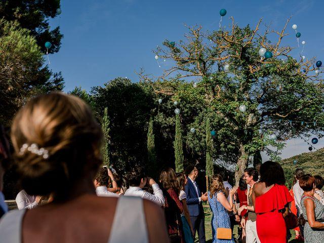 Le mariage de Gautier et Caroline à Rochefort-du-Gard, Gard 50