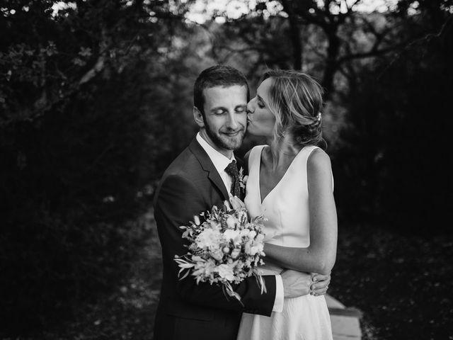 Le mariage de Gautier et Caroline à Rochefort-du-Gard, Gard 55