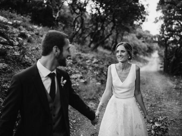 Le mariage de Gautier et Caroline à Rochefort-du-Gard, Gard 61