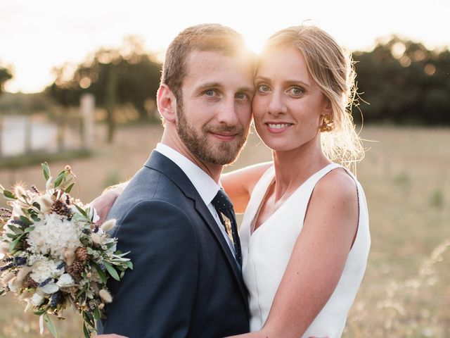 Le mariage de Gautier et Caroline à Rochefort-du-Gard, Gard 63