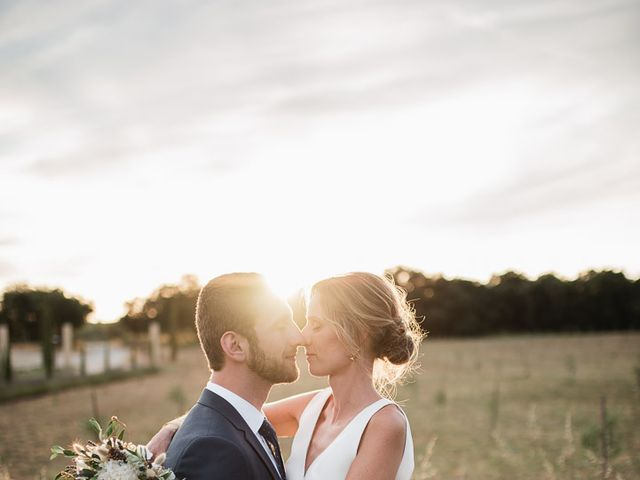 Le mariage de Gautier et Caroline à Rochefort-du-Gard, Gard 64