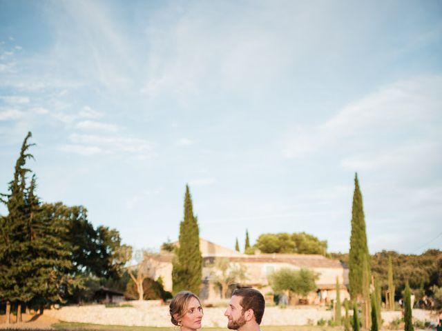 Le mariage de Gautier et Caroline à Rochefort-du-Gard, Gard 69