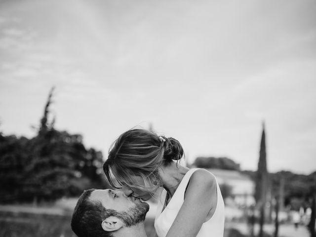 Le mariage de Gautier et Caroline à Rochefort-du-Gard, Gard 70