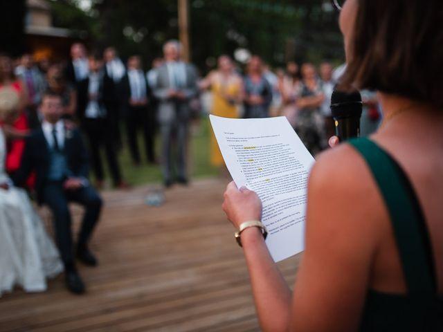Le mariage de Gautier et Caroline à Rochefort-du-Gard, Gard 74