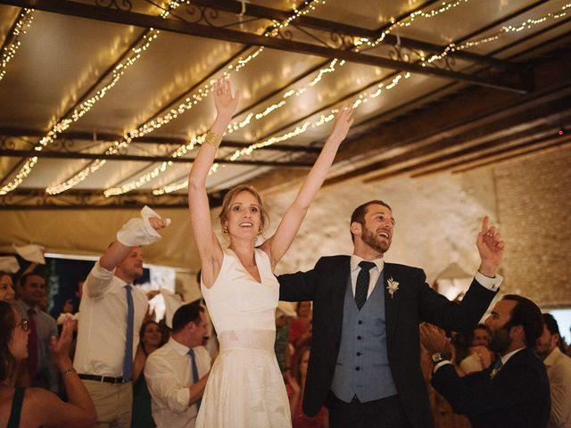 Le mariage de Gautier et Caroline à Rochefort-du-Gard, Gard 75