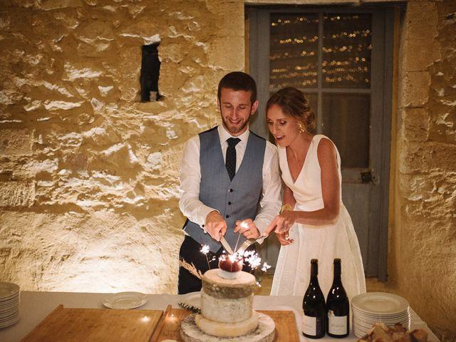 Le mariage de Gautier et Caroline à Rochefort-du-Gard, Gard 79
