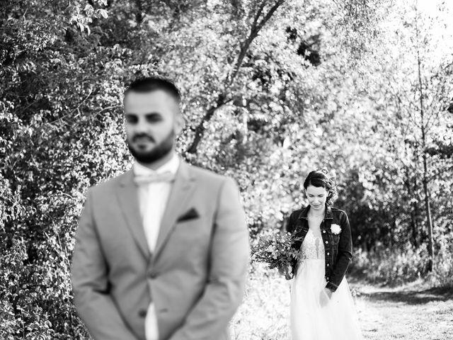 Le mariage de Jeremey et Audrey à Parcey, Jura 2