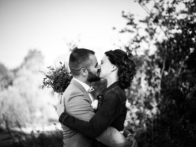 Le mariage de Jeremey et Audrey à Parcey, Jura 5